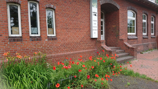 Das PHöNIX Hauptquartier in der Rorichmoorer Straße 64